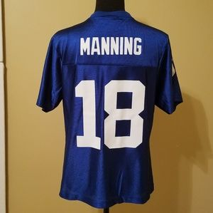 Indianapolis Colts Peyton Manning 18 Jersey Size L